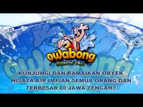 Owabong waterpark