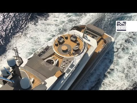 """[ENG] 72m SUPERYACHT TANKOA """"SOLO"""" - ONE OFF Yacht Construction and Interiors - The Boat Show"""