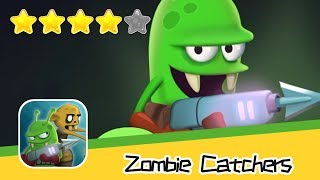 Zombie Catchers Day141 Walkthrough Lagoon Recommend index four stars