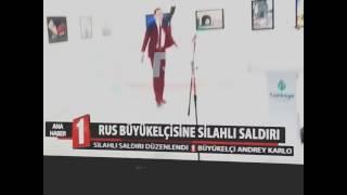 Покушение на российского посла в Анкаре, Турция