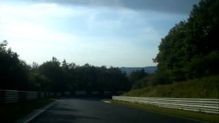 Nurburgring with Honda crx vtec 9:02 BtG