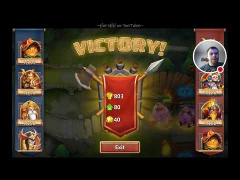 Castle Clash: Raiding, Lost Relm, And Quest Board