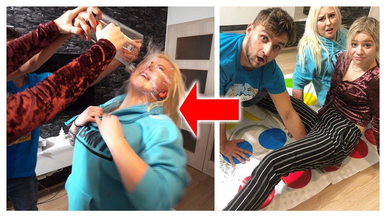 Hrajeme Twister!   Tary, Mína a Sweetiemarket