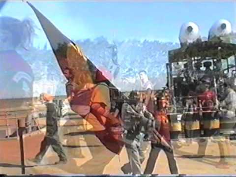Combat Wombat- old vhs Alternative NRG