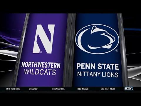 Northwestern at Penn State - Men