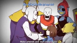 [Vietsub][Undertale][Genocide] Animations (AMV)