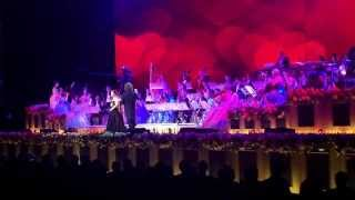 Andre Rieu- Besame Mucho by Laura Engel- 27.11.2014/Istanbul