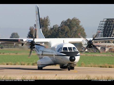 C235 Persuader Aviación Naval del Ecuador
