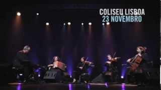 Bandas Sonoras de Rodrigo Leão ao vivo nos Coliseus (2013)