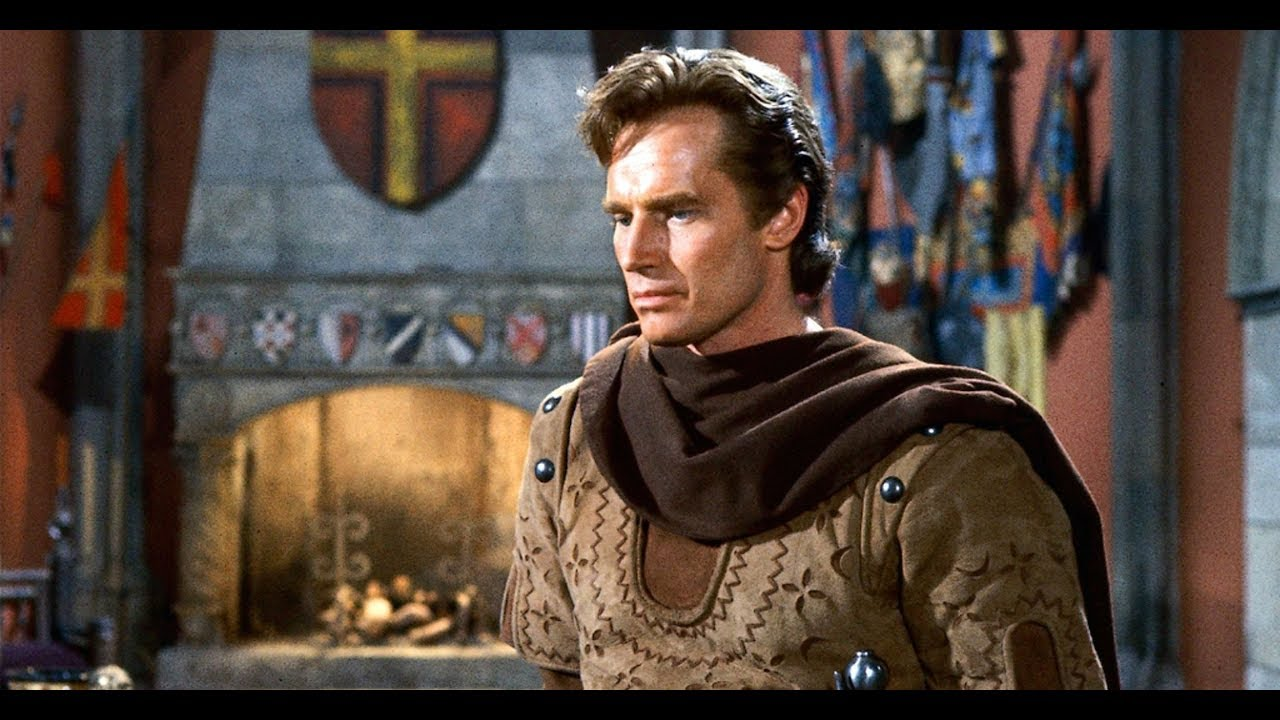 Charlton Heston Filme