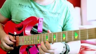 Andy James Guitar Academy Dream Rig Competition - Tony Martinez