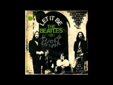 You know my name - The Beatles - Fausto Ramos