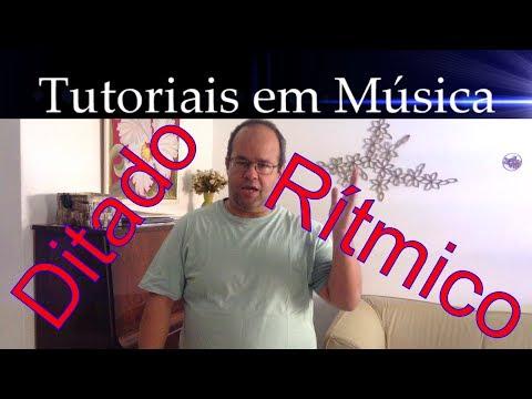 Ditado Rítmico 0 20/07/2017 - Tutoriais em música