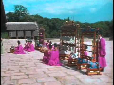 Ch'on Pei Hi Mun (Royal Ancestor's Music) - Ah-Ahk (Korean Court Music)