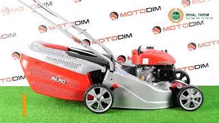 AL KO Higline 46 5 P A Benzinli Çim Biçme Makinası