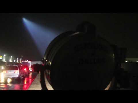 Carbon Arc Search Light