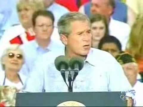 George Bush's Worst Moments in Office