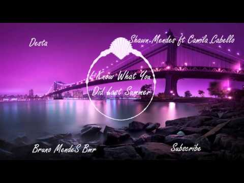 Shawn Mendes Ft Camila Cabello - I Know What You Did Last Summer (Desta Remix)