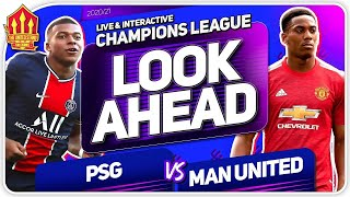 PSG vs Manchester United! CAVANI & TELLES To Start? Man Utd News