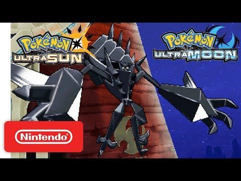 Pokémon Ultra Sun & Pokémon Ultra Moon - Nintendo 3DS - Nintendo Direct 9.13.2017