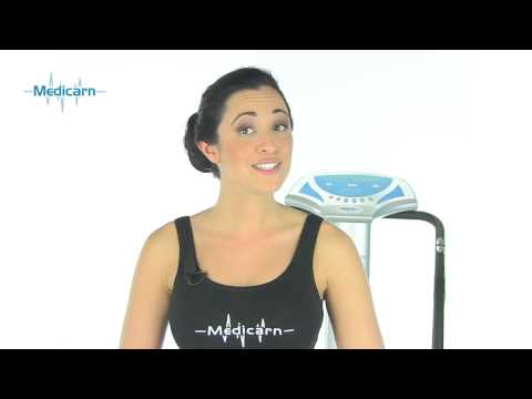 Product Sales Video - Medicarn Series 400 Eco-Stability Drive Vibration Plate