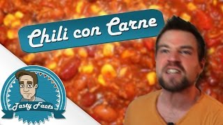 Einfaches CHILI CON CARNE | TastyFacts