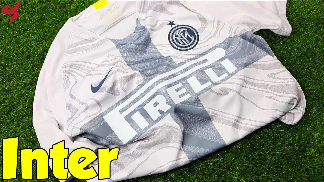 40af2c8f867 Nike Inter Milan 2018/19 Third Soccer Jersey Unboxing + Review - YouTube
