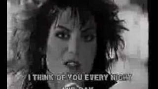 I hate my self for loving you - Joan Jett