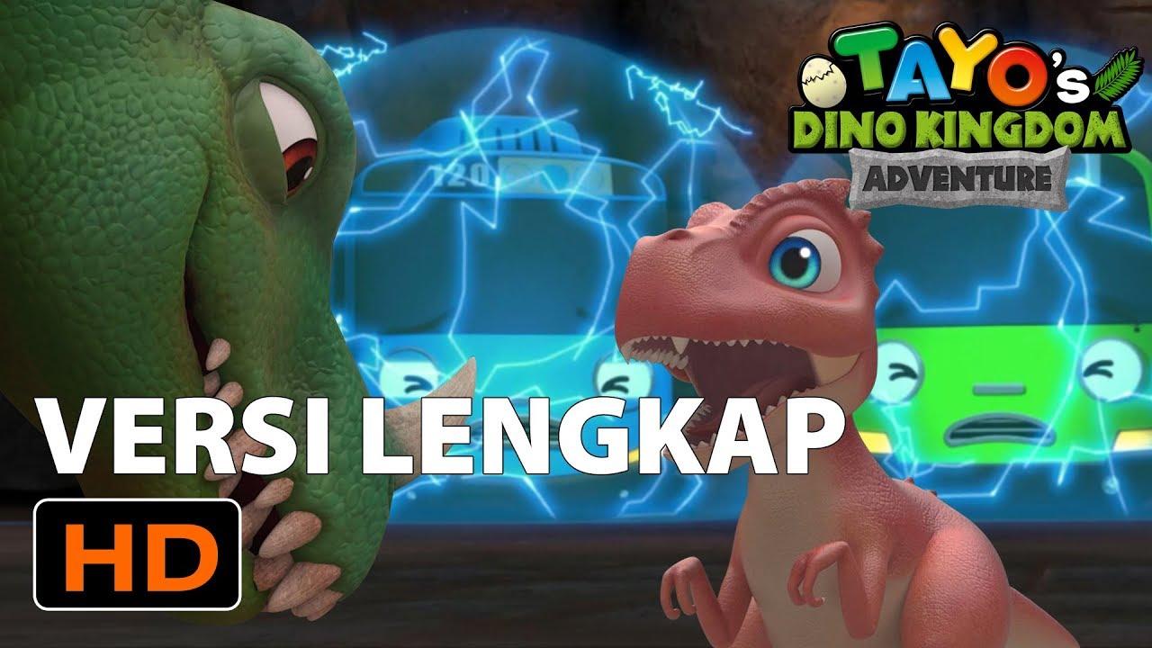 Tayo Dinosaurus Petualangan L Versi Lengkap L Film Dinosaurus L Tayo Bus Kecil Youtube