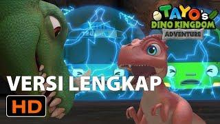 Tayo Dinosaurus Petualangan l ★Versi Lengkap★ l Film Dinosaurus l Tayo Bus Kecil