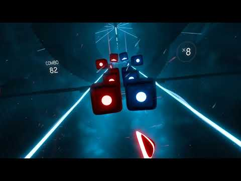 Beat saber - Casey Edwards feat Ali Edwards Devil Trigger