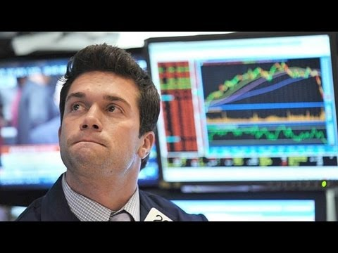 Wall Street 2011: Stocks Plunge