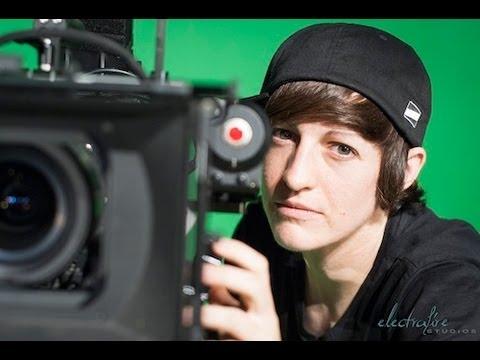 Lesbian Filmmaker Heather Tobin www.toeachherownfilms.com - Shropshire Rainbow Film Festival