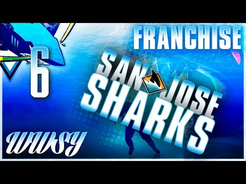 Round 2 vs Edmonton Oilers - NHL 18 San Jose Sharks GM Franchise - Ep. 6