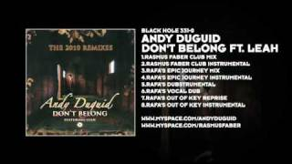 Andy Duguid - Don