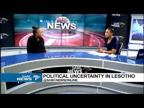 DISCUSSION: Political climate in Lesotho