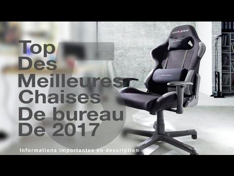 Top 5 meilleures chaises de bureau en 2017 youtube