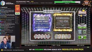 Casino Slots Live - 16/08/19 *CASHOUT!*