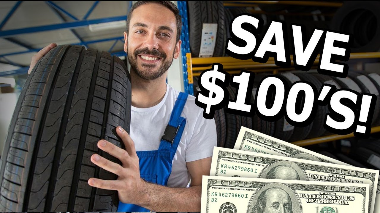 Buying Tires? Don't Make These MISTAKES!