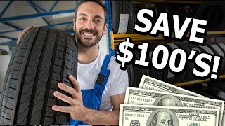 Learn how to buy tires | Simple guide for beginners |Hints, Tips, Tricks