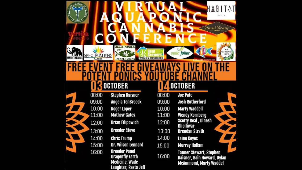 Biosecurity by Angel TenBroeck Virtual Aquaponic Cannabis Conference