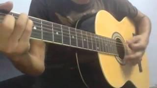 sajni guitar chords lesson by saif