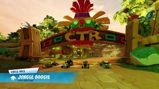 let's play crash team racing nitro fueled (online game play)