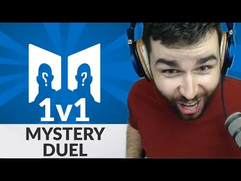 1v1 Mystery Duel is AWESOME [Overwatch]