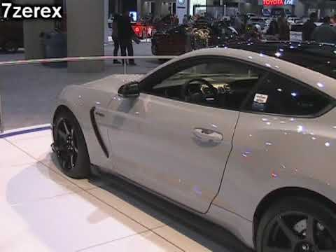 San Diego International Auto Show Mustang GT YouTube - San diego car show 2018