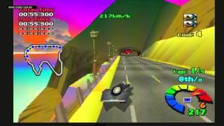 Motor Toon Grand Prix (2 / USA Edition)(jp) - Sony Playstation - VGDB