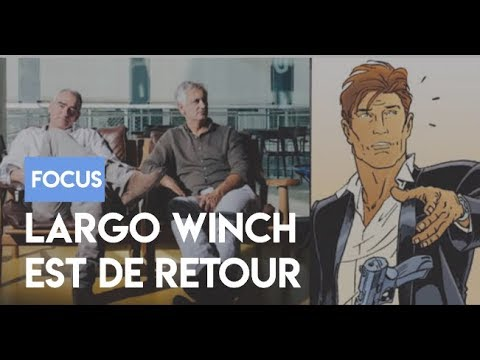 Largo Winch repasse à l'action !