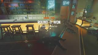 Welcome Mats Are Blackholes: Tom Clancy's Rainbow Six® Siege