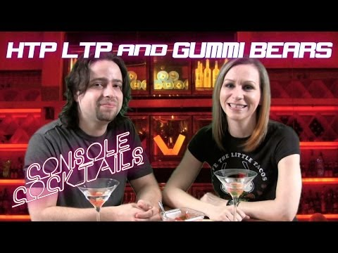 Console Cocktails #5: HTP, LTP and Gummi Bears