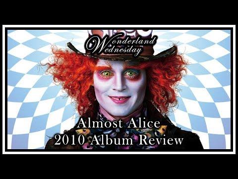 Wonderland Wednesday - Almost Alice - Soundtrack Album - 2010